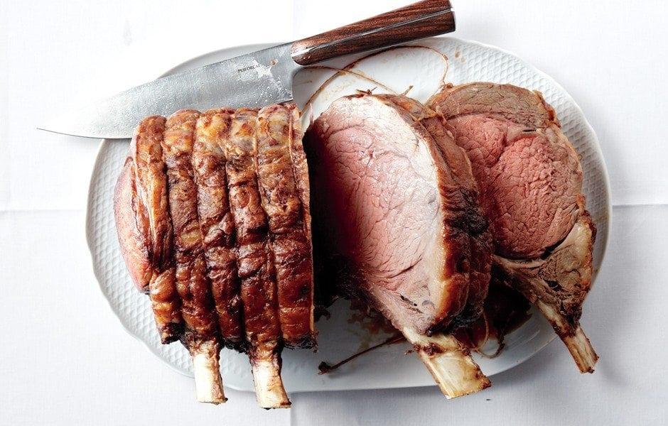 Standing Beef Rib Roast Recipe