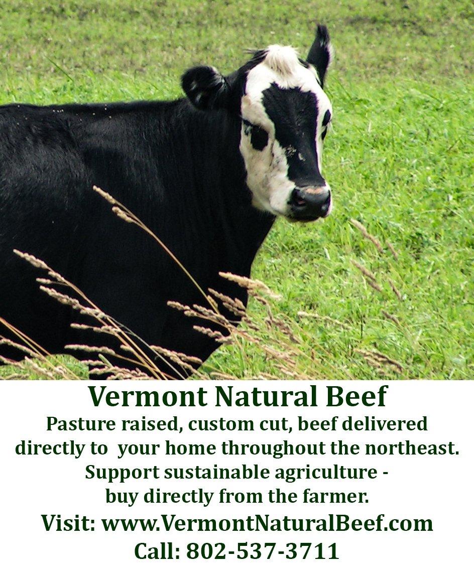 Organic Beef Vermont