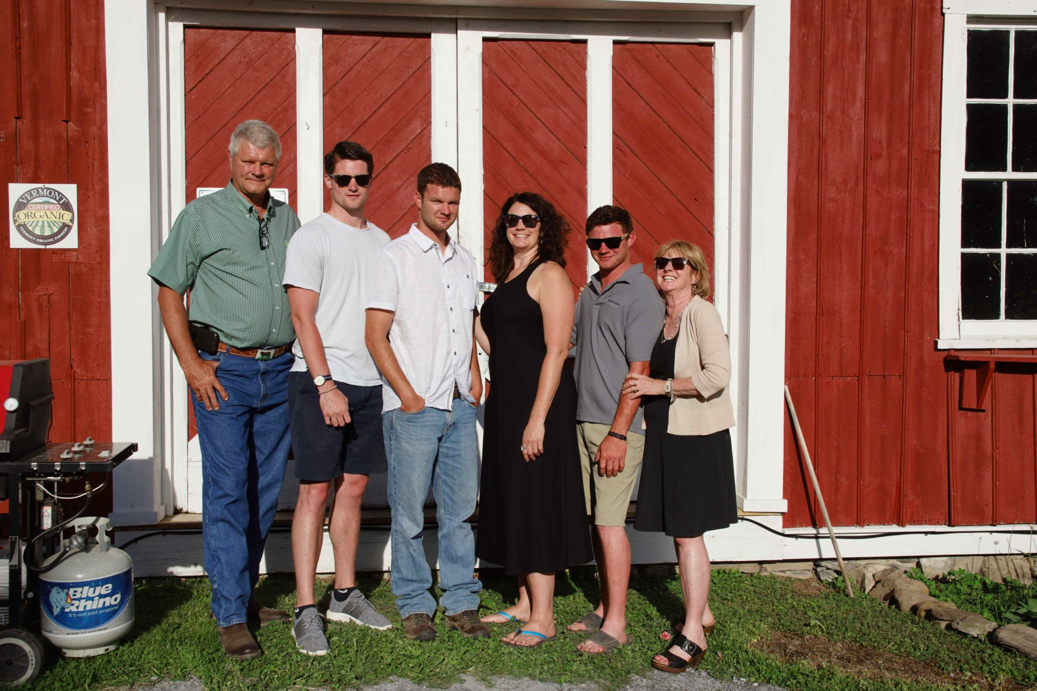Stannard Family - Vermont Natural Beef